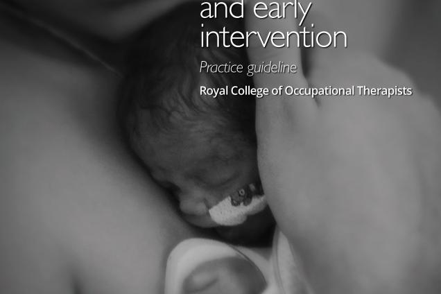 Occupational therapy in neonatal services and early intervention