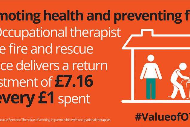 Improving Lives, Saving Money Campaign For OT - RCOT